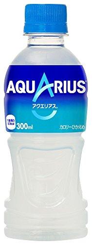 コカ・コーラ アクエリアス ペットボトル 300ml×24本