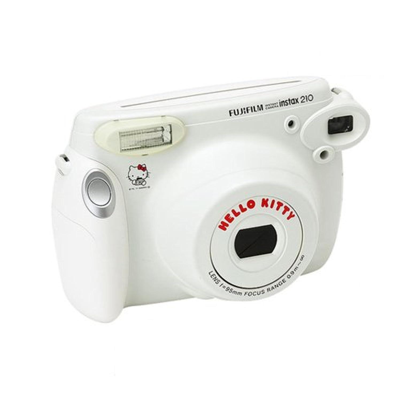 富士フイルム ワイドインスタントカメラ instax210 ハローキティモデル
