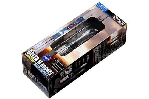 """1:400 ドラゴンモデルズ エアロスペース プログラム 56243 ULA デルタ II ロケット ダイキャスト モデル NASA """"Deep Impact"""" Launch January 12th"""