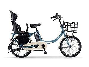 ヤマハ(Yamaha) 2019年モデル PAS Babby un SP リアチャイルドシート標準装備 PA20DGSB9J パウダーブルー