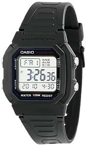 [カシオ]casio 腕時計 スタンダードデジタルウォッチ W800H-1A  【並行輸入品】