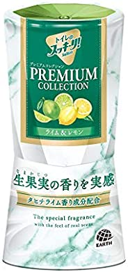 スッキーリ! Sukki-ri! 消臭芳香剤 プレミアムコレクション ライム&レモンの香り トイレ用 4