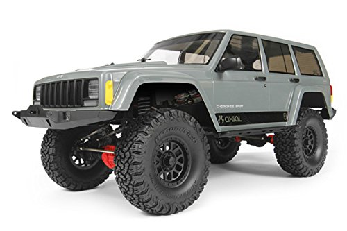 Axial SCX10 II Jeep ラングラー チェロキー 1/10電動4WD RTR AX90047