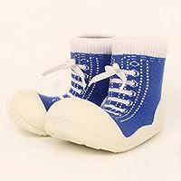Baby feet ベビーフィート スニーカー_ブルー 11.5cm