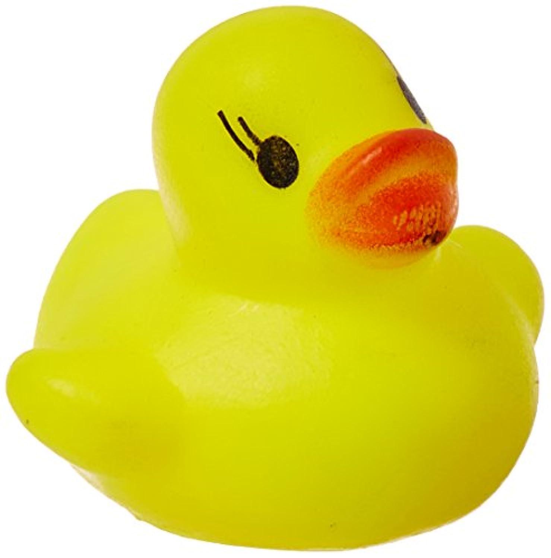 LANDFOX 1ダース( 12 ) Rubber Duckベビーシャワー誕生日パーティーFavors