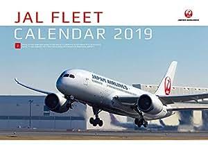 JAL FLEET 2019年カレンダー