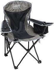 Coleman 1360910 Quad Cooler Arm Chair, Kids Grey