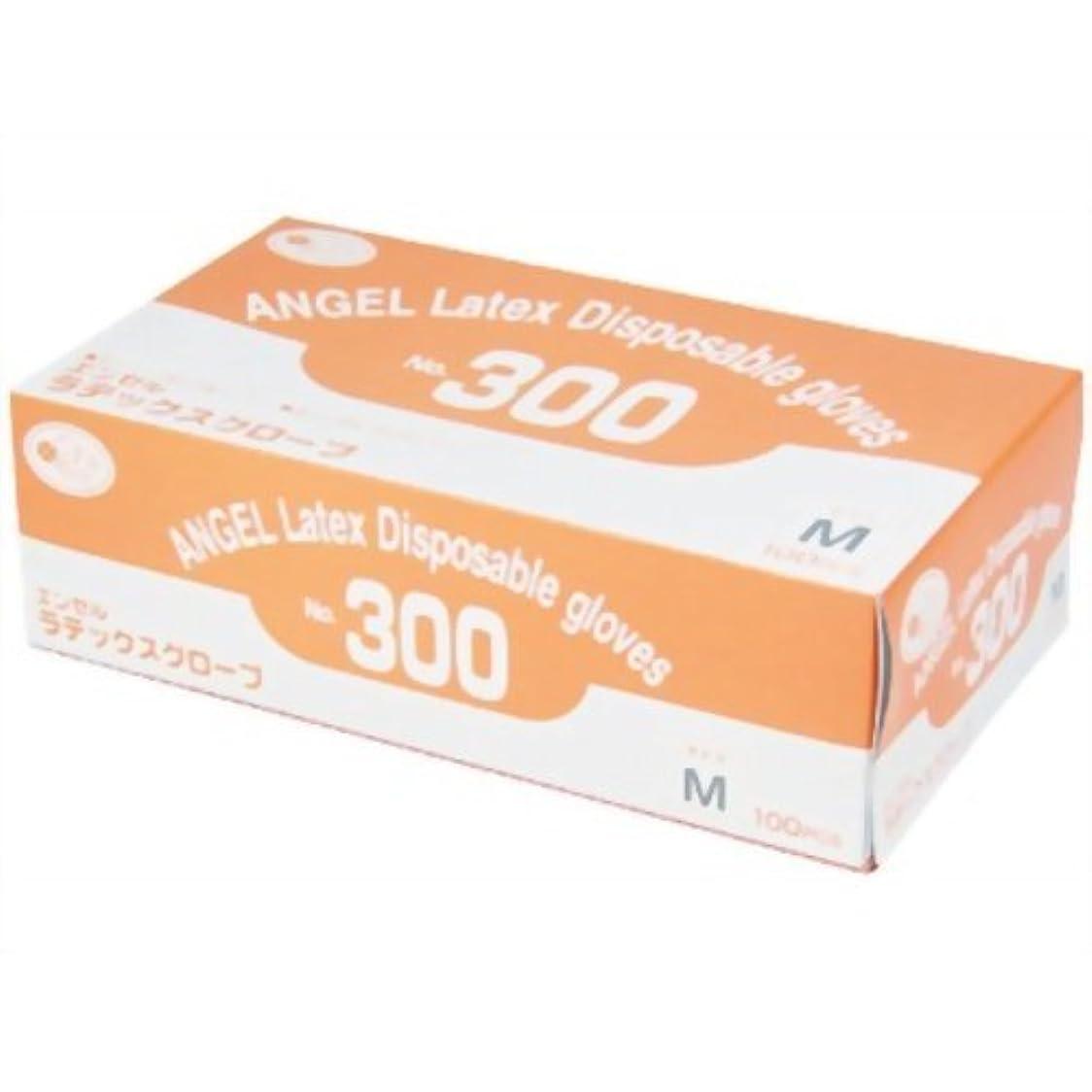 一過性採用するたくさんラテックスグローブ No.300 M