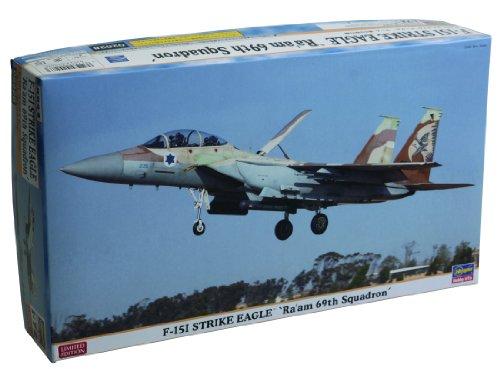 """1/72 飛行機シリーズ F-15I ストライク イーグル """"ラーム 第69飛行隊"""""""