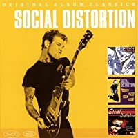 Original Album Classics by SOCIAL DISTORTION (2012-01-17)