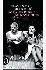 Dora und der Minotaurus Hardcover