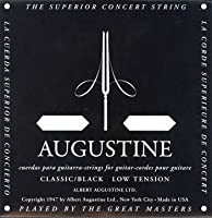 AUGUSTINE BLACK 3弦バラ弦単品×12本 クラシックギター弦 3弦のみのバラ弦です。