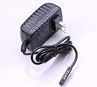 FidgetGear マイクロソフトの表面のWindows RT RT2のタブレットのためのAC電源のアダプター旅行壁の充電器 USプラグ