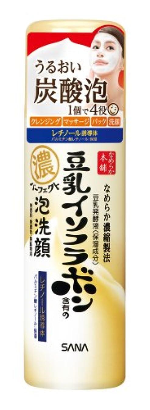 豚肉防水器用なめらか本舗 パーフェクト泡洗顔 110g 【HTRC2.1】