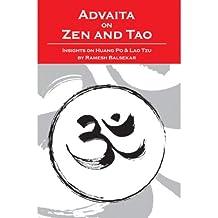 Advaita On Zen And Tao (English Edition)