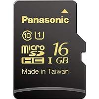 パナソニック RP-SMHA16GJK 16GB microSDHC UHS-I メモリーカード