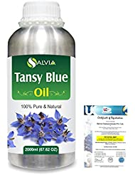 Tansy (Tanacetum vulgare) 100% Natural Pure Essential Oil 2000ml/67 fl.oz.