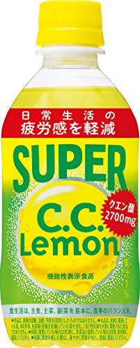 サントリー スーパーC.C.レモン 350ml×24本