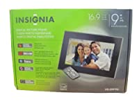 Insignia NS-DPF9G 9-Inch Digital Picture Frame,1GB Internal Memory [並行輸入品]