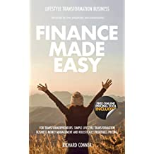 Finance Made Easy For Transformerpreneurs: Simple Lifestyle Transformation Business Money Management and Holistically Profitable Pricing
