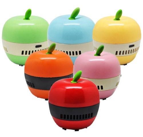 卓上クリーナー リンゴ