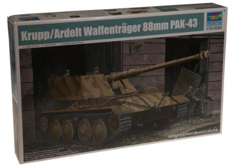 """1/35 ヴァッフェントレーガー""""アルデルト"""" 88mm対戦車自走砲"""