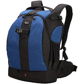 【Amazon.co.jp限定】Lowepro カメラリュック フリップサイド 400AW 17L レインカバー 三脚取付可 ミッドナイトブルー370694 【国内正規品】