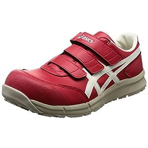 [アシックスワーキング] 安全/作業靴 作業靴 ウィンジョブ プライムレッド/ホワイト 25.5 cm
