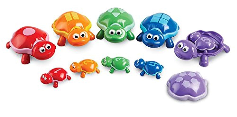 Snap-n-Learn Number Turtles [並行輸入品]