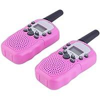 Tivolii トランシーバー 2個セット 0.5W 22CH 2ウェイラジオ 子供 ギフト 屋内 屋外 使いやすい バッテリー電源 Tivolii