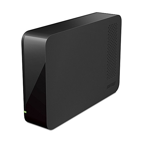 BUFFALO USB3.0 外付けハードディスク PC/家電対応 3TB ブラック HD-LC3.0U3-BKD