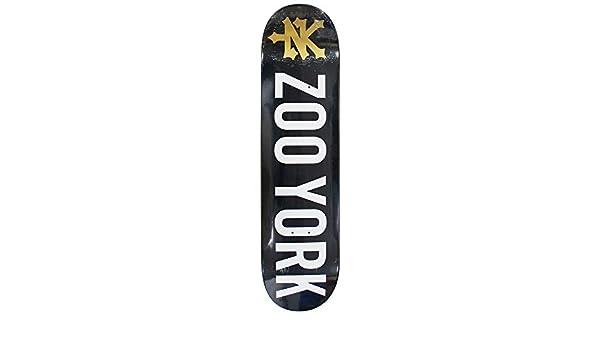 Zoo York Logo Skateboard Deck 7.875 - White