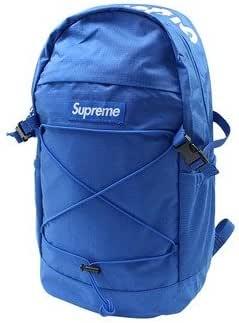 SUPREME シュプリーム 16SS BackPack バックパック 青 フリー 並行輸入品