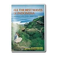 【DVD】ALL THE BEST WAVES OF INDONESIA 9852 900155 DVD サーフ用 サーフィンDVD デュークインターナショナル