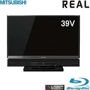 三菱電機 39V型 フルハイビジョン 液晶テレビ HDD 1TB ブルーレイレコーダー搭載  LASERVUE REAL LCD-39LSR6