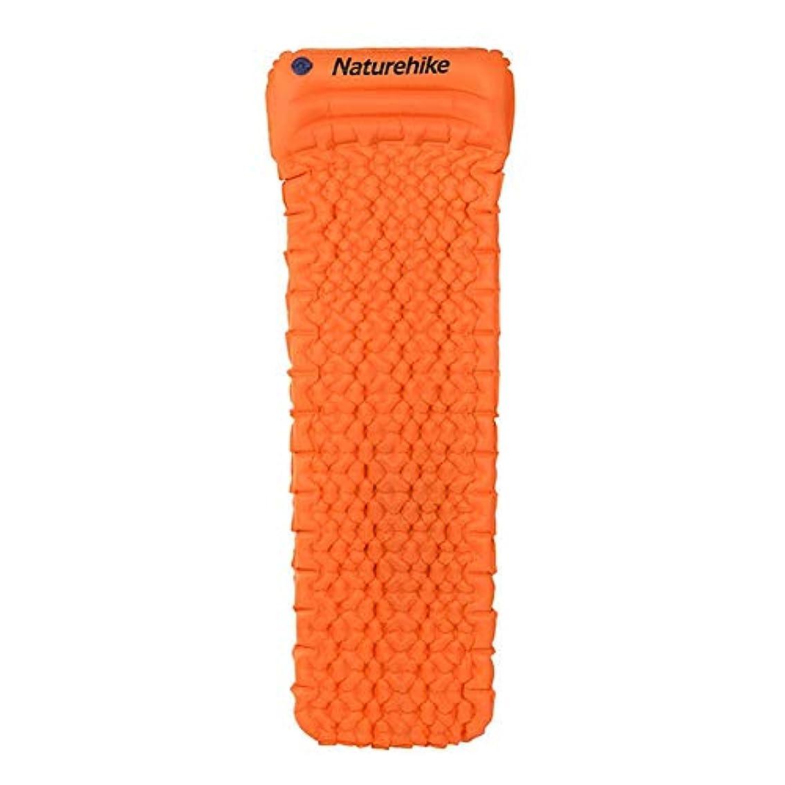 ブーストフォームうがいk-outdoor エアー寝袋 インフレータブル 封筒型 クッション 防湿 マット アウトドア 通気 軽量 コンパクト 収納袋付き 旅行 オフィス 防災 緊急用