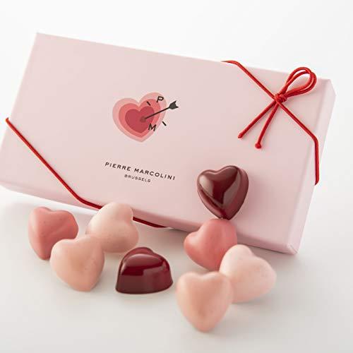 【公式】ピエール マルコリーニ グラデーション クール 8個入り【PIERRE MARCOLINI】 2020 バレンタイン 手提げ袋付き