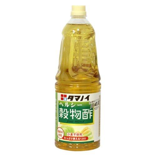 タマノイ酢 ヘルシー穀物酢 1.8L PET