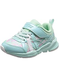 [シュンソク] 運動靴 通学履き 瞬足 幅広 衝撃吸収 高反発 15~23cm 3E キッズ 女の子
