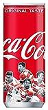 コカ・コーラ コカ・コーラ ラグビー選手限定デザイン250ml缶 ×30本