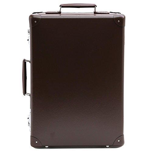 (グローブトロッター)GLOBE TROTTER スーツケース ORIGINAL 18インチ 28L 2輪 (ブラウン×ブラウン) GTORGBRBR18TC/BROWN*BROWN [並行輸入品]