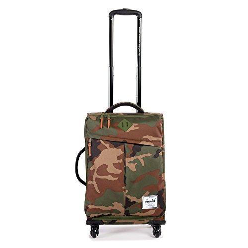 [ハーシェルサプライ] キャリーバッグ HIGHLAND 容量34L 縦サイズ56.515cm 重量3.2kg 10104 32 WOODLAND CAMO/ARMY