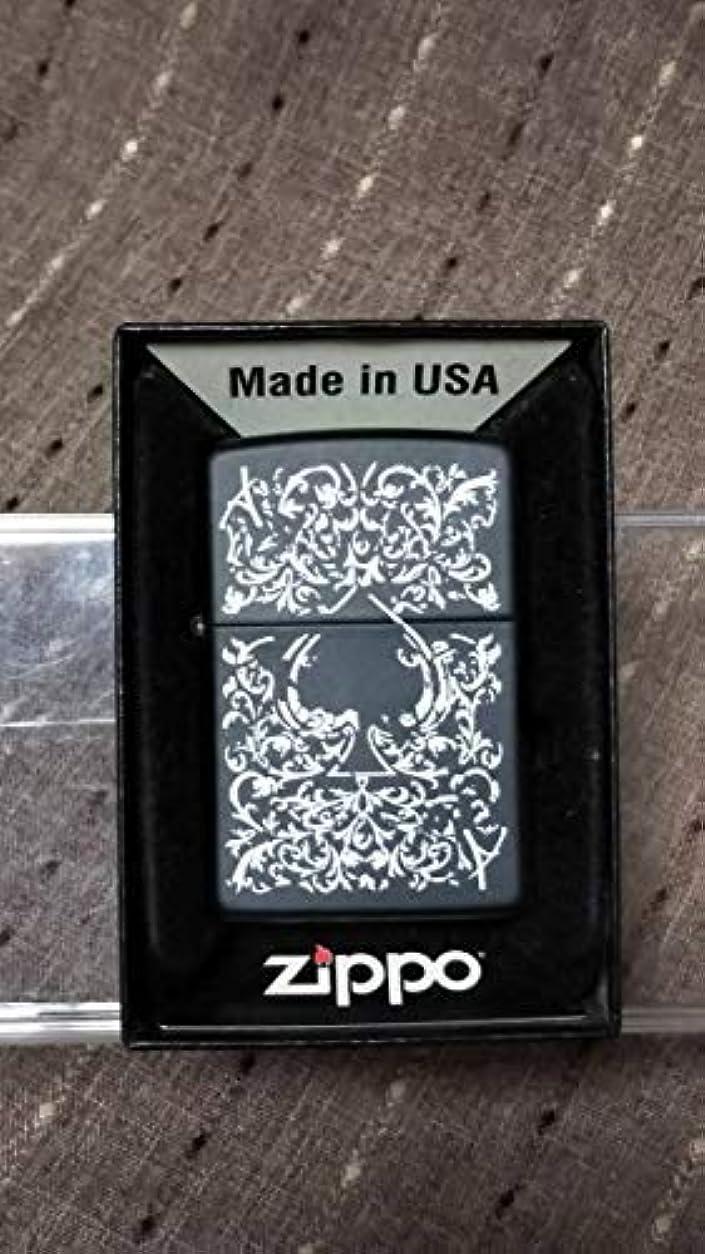 解放盟主うめき声ZIPPO/ジッポー「スペード●1●※箱付き」●2face-r●【タグ:ライター】B 303