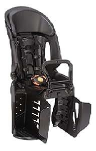 Panasonic Gyutto・Gyutto Plus (ギュット・ギュットプラス)自転車専用 ブラック (NCD355S→NCD366S) 後ろ子供乗せ(リアチャイルドシート)