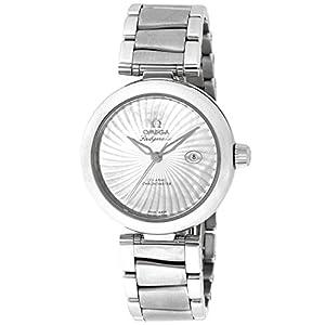 [オメガ]OMEGA 腕時計 レディマティック ホワイトパール文字盤 コーアクシャル自動巻 裏蓋スケルトン 425.30.34.20.05.001 レディース 【並行輸入品】