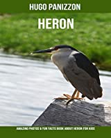 Heron: Amazing Photos & Fun Facts Book About Heron For Kids