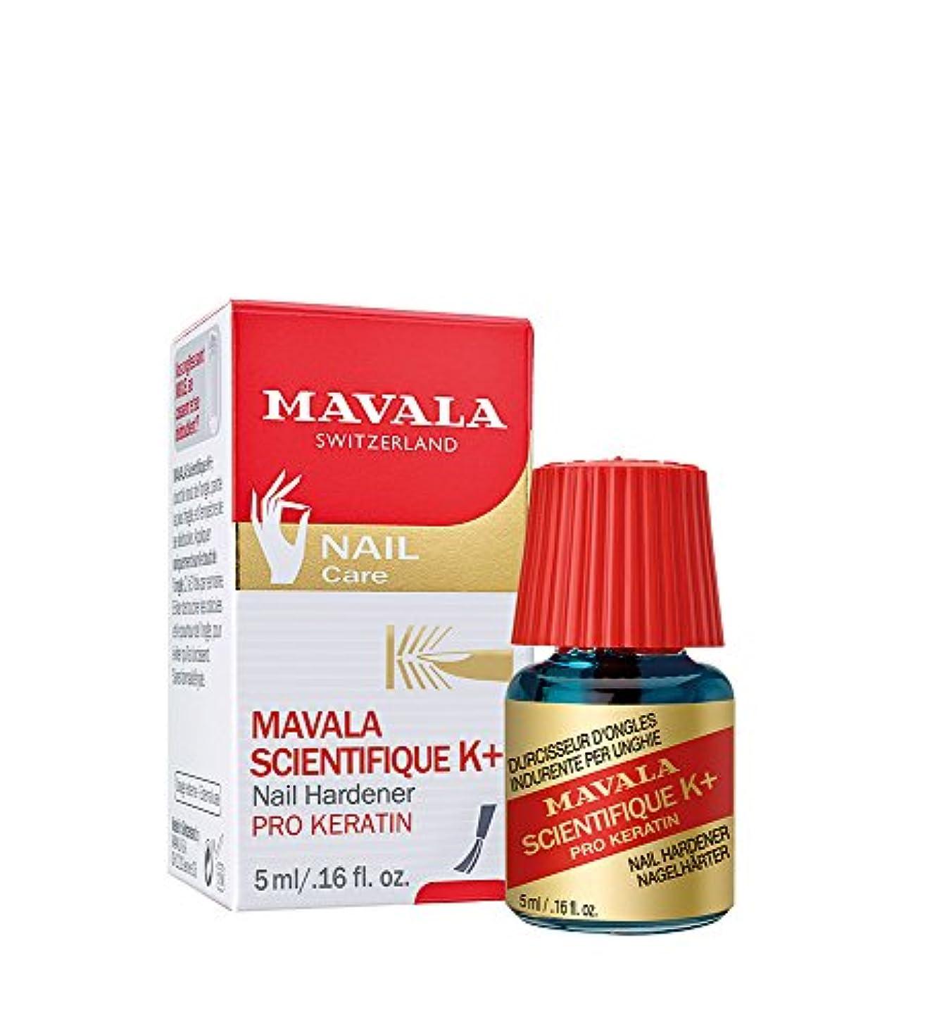指導するタクト免疫Mavala - Mavala Scientifique K+ - 5 mL / .16 oz