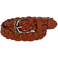 Xcessoire Girl's Braided Belt