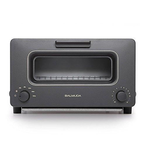 RoomClip商品情報 - バルミューダ スチームオーブントースター BALMUDA The Toaster K01A-KG(ブラック)