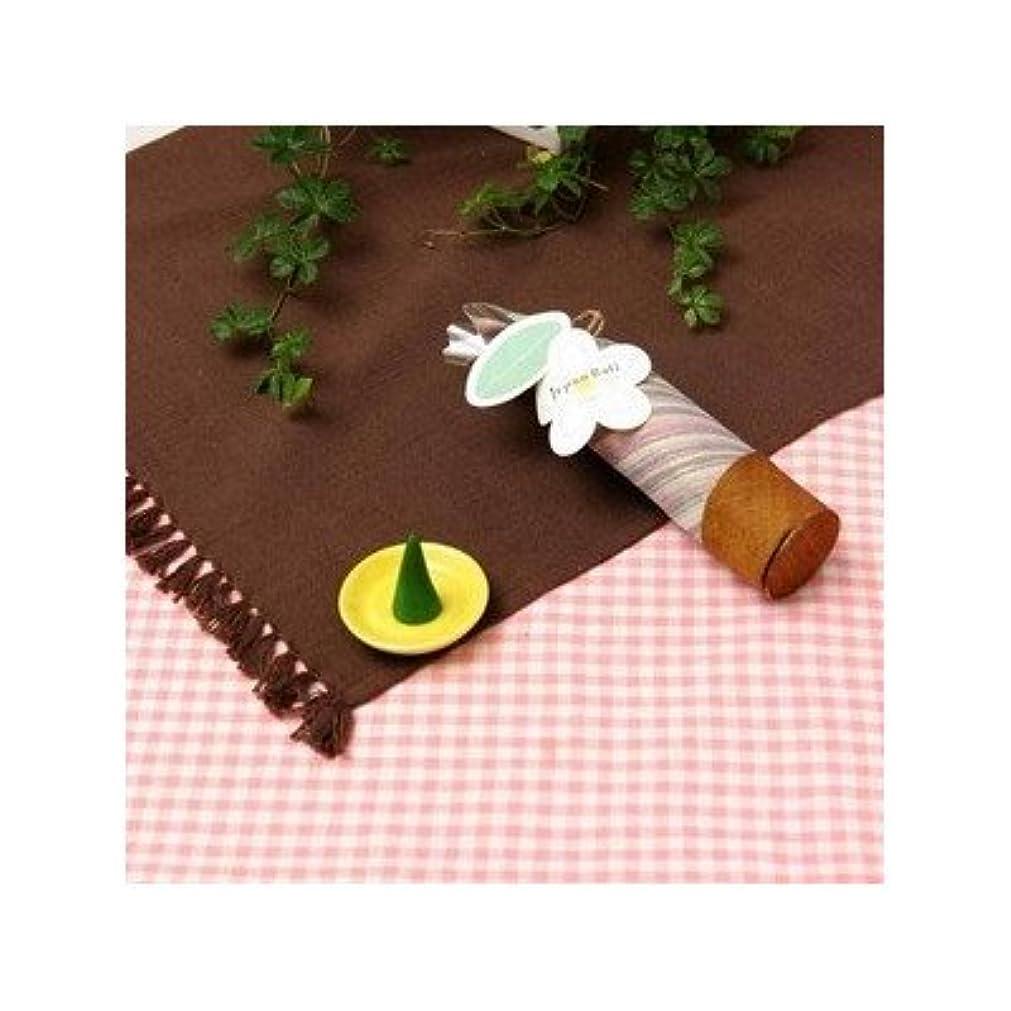 将来の材料風邪をひくお香/インセンス 〔ロータスの香り コーンタイプ10個入り〕 バリ島製 「Jupen Bari/ジュプンバリ」[通販用梱包品]